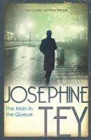 Джозефина Тэй - Человек из очереди (аудиокнига)  412Мб