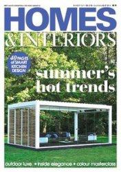 Журнал Homes & Interiors Scotland Magazine - July/August 2014