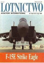 Журнал Lotnictwo Aviation International 1994-10