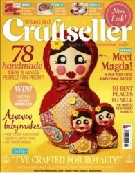 Журнал Craftseller - August 2013