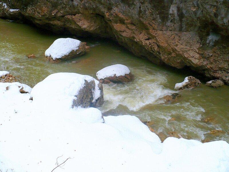 Зима, в походе, Кавказ (13).jpg