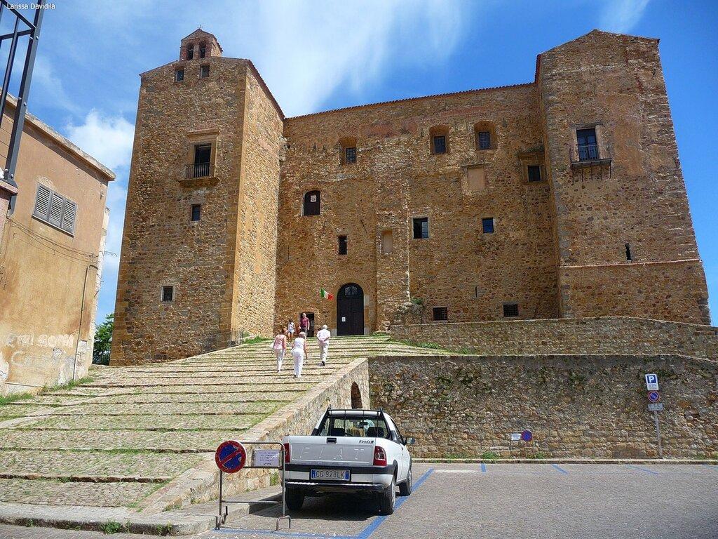 Замок Castelbuono.10.6.2011 (18).