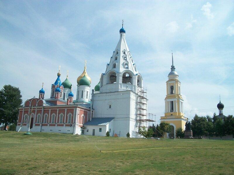 такси Москва Коломна, доехать до Коломны
