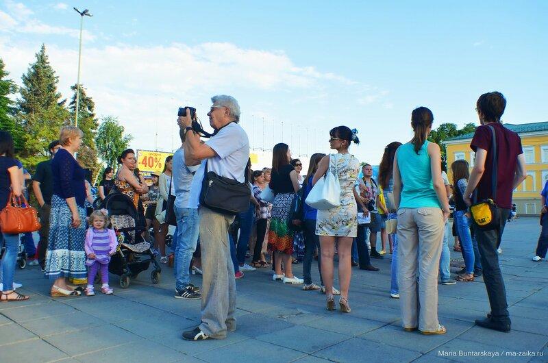 Загадки проспекта Кирова, Саратов, 07 июля 2015 года