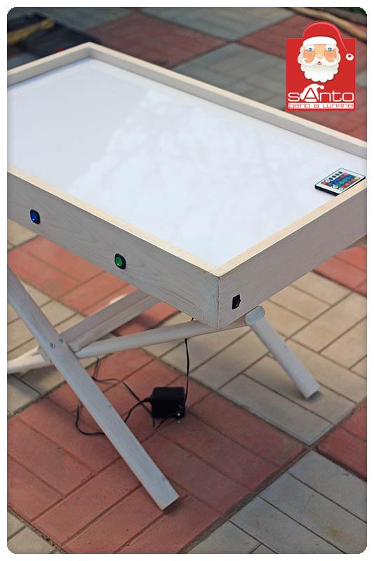стол для песочной анимации