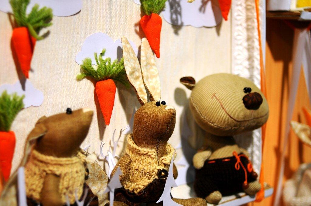 Выставка коллекционных медведей «Hello Teddy»