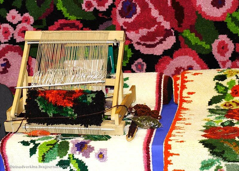 Сибирская ковровая фабрика