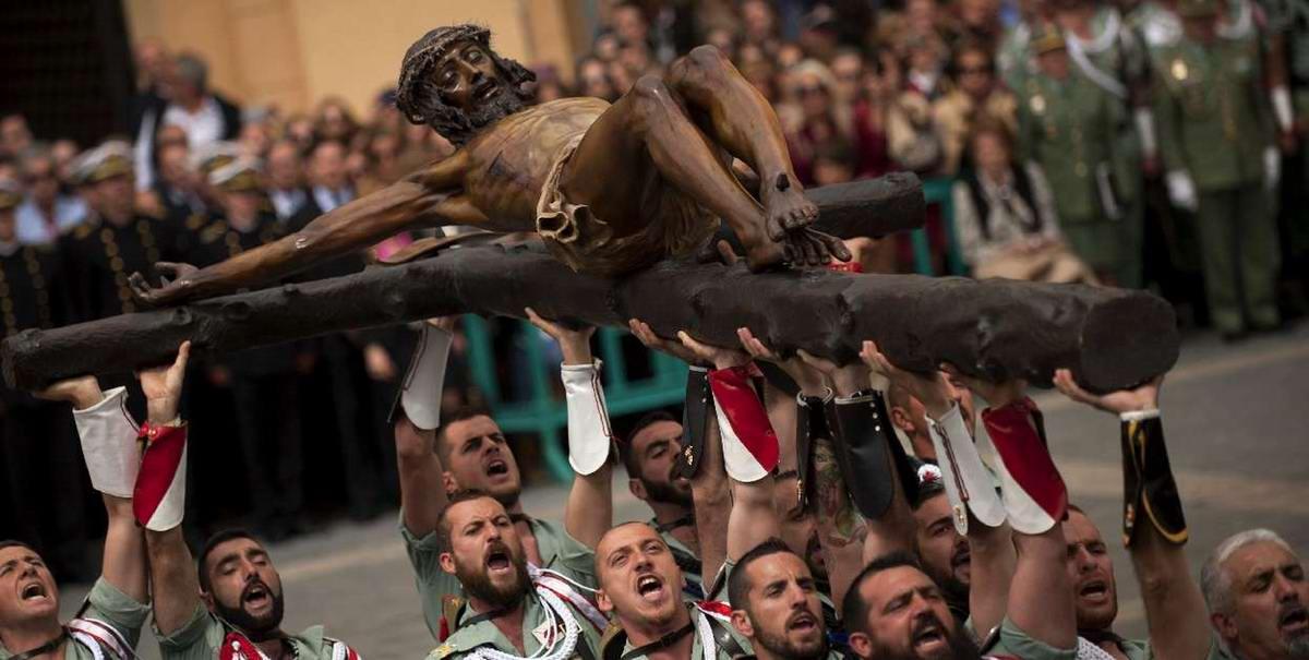 Про козла на веревочке и другие атрибуты Испанского легиона (42)