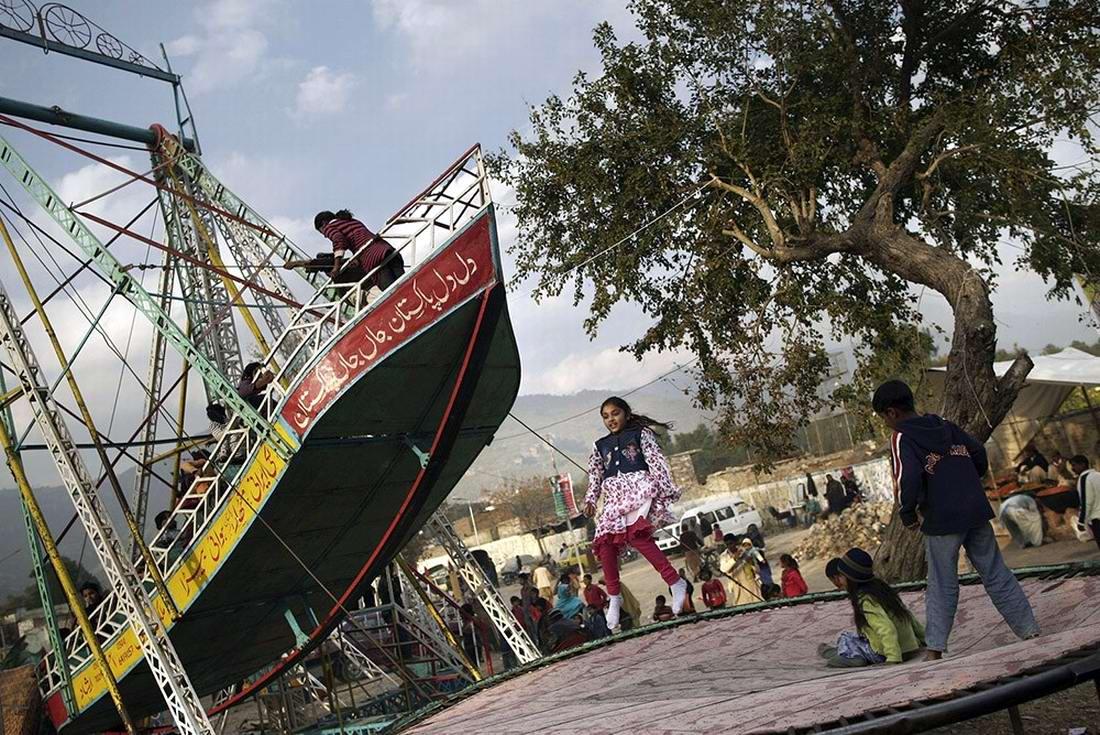 Парки развлечений для бедняков: Пакистанские Диснейленды (10)