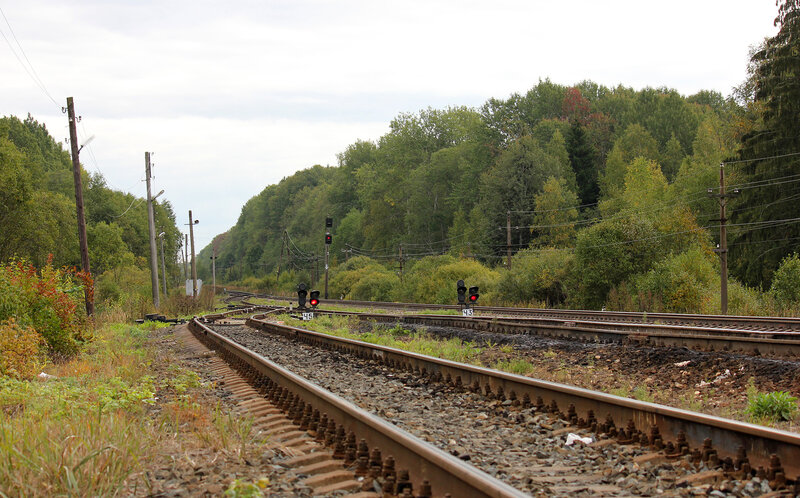 Станция Махерово