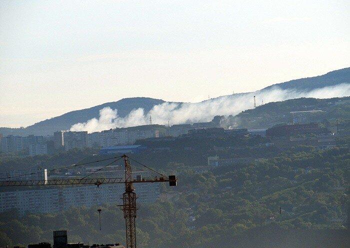 Владивосток - Снеговая падь