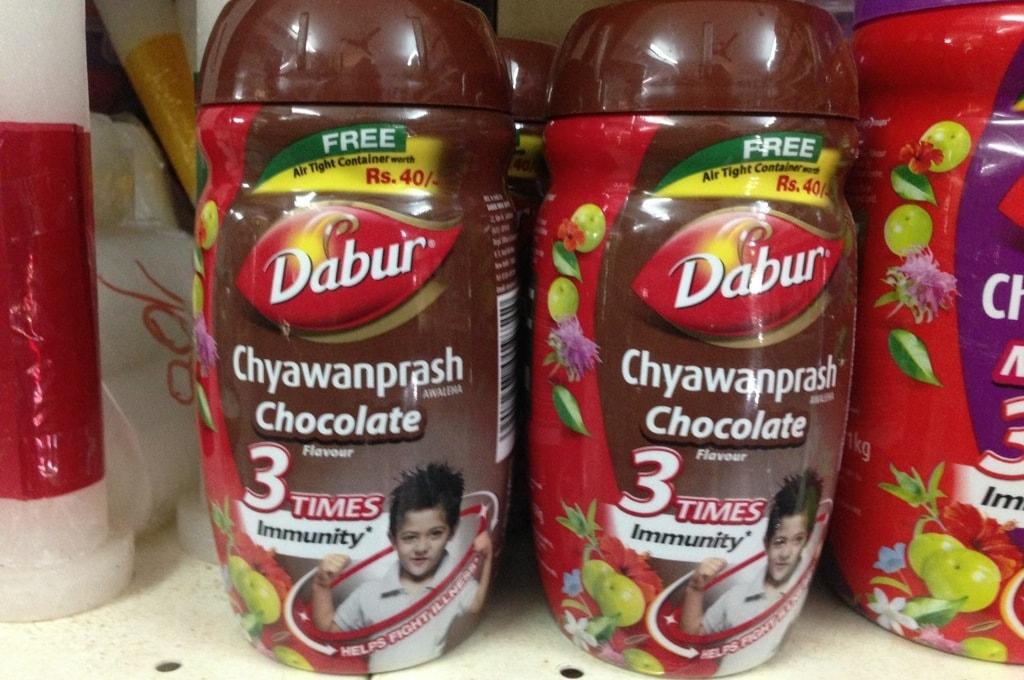 Шоколадный Чаванпраш