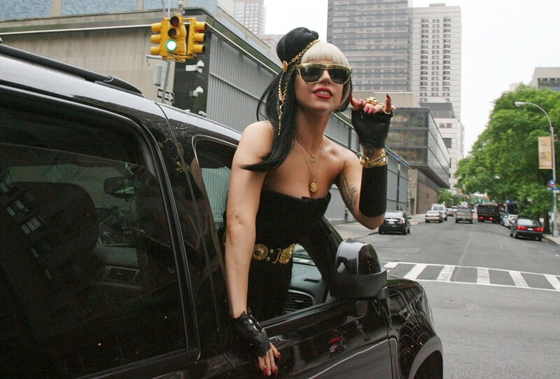 фото Леди Гага