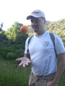 Удалось разжиться апельсинами