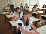 Первый экзамен по ЕГЭ - русский язык