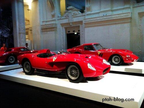 париж, выставка автомобилей, ральф лорен