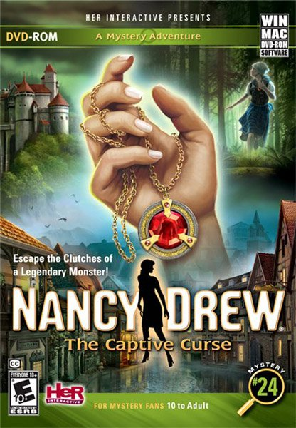 Nancy Drew: The Captive Curse (2011/ENG)