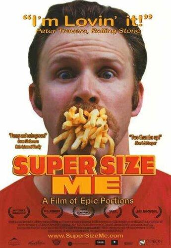 Двойная порция Super size me