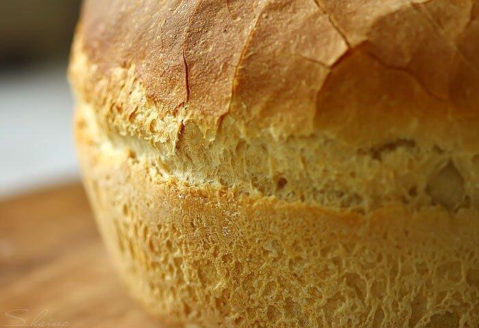 Рецепт хлеба в духовке в домашних условиях пошагово