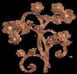 «коричнево-золотизтый» 0_609b3_fd50bf7b_S