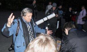 Владимир Крупко рассказывает, какие метеориты доводилось встречать