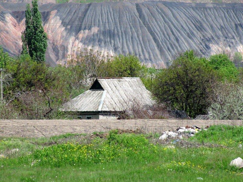 Донбасская глубинка. Часть 2: шахта имени Изотова
