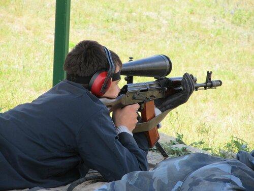 ментовские стрельбы