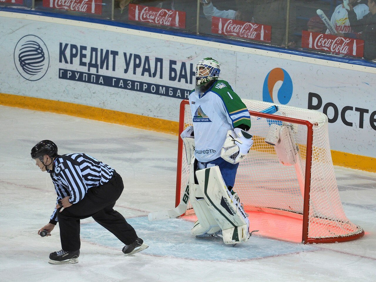 66Плей-офф 2016 Восток Финал Металлург - Салават Юлаев 31.03.2016