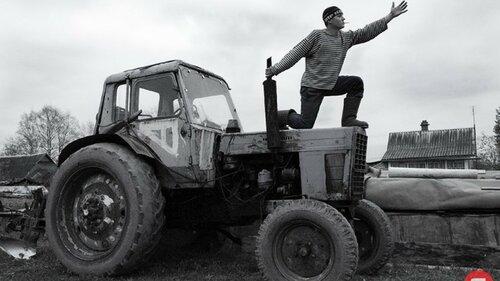 Горе-сотрудник украл трактор у своего работодателя