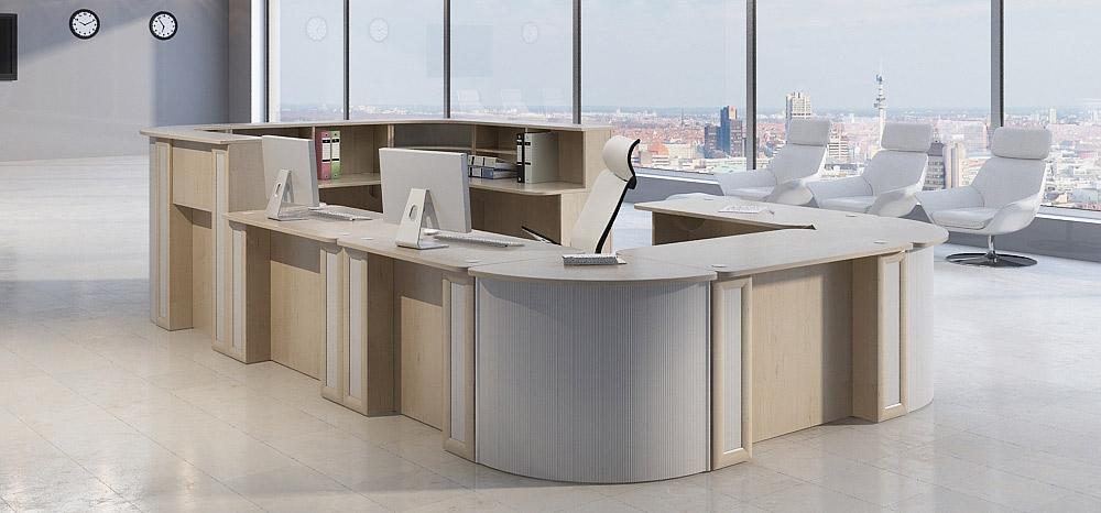 Современная офисная мебель в Киеве на сайте компании «Григ»