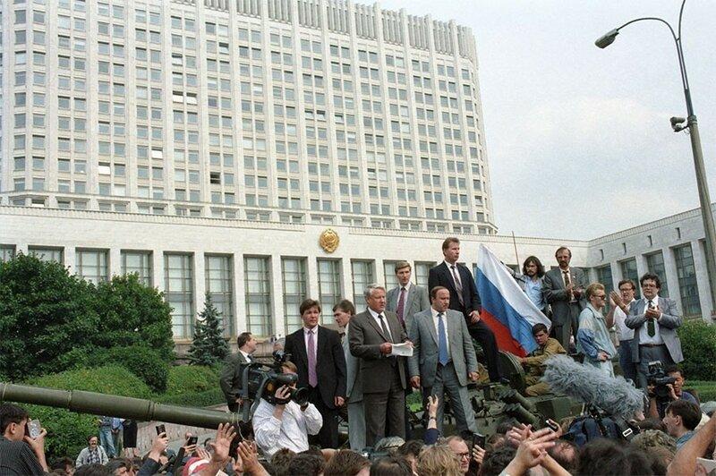 Кем был Борис Николаевич Ельцин