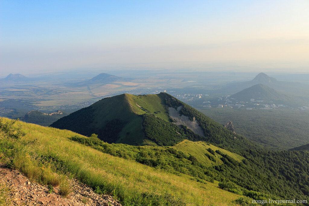 Горы локалиты