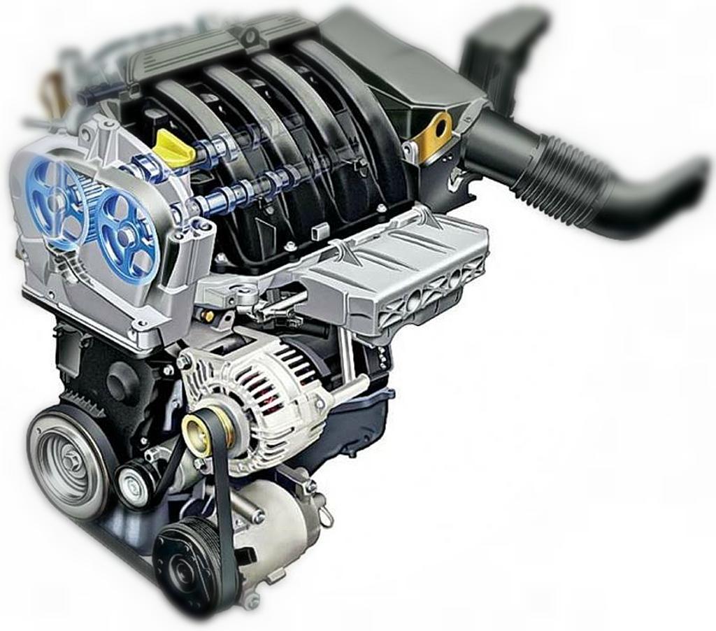 новый двигатель ВАЗ