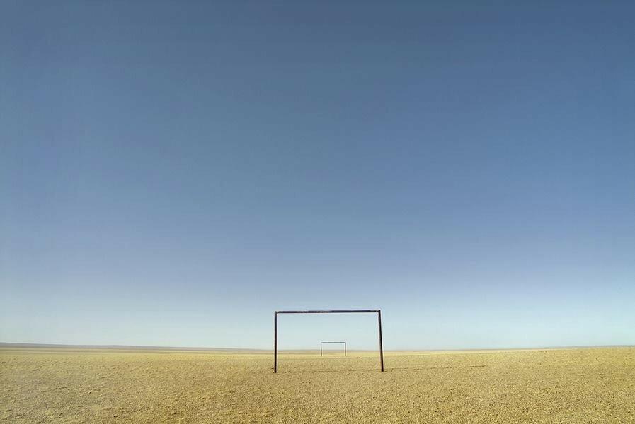 Футбольное поле, Монголия