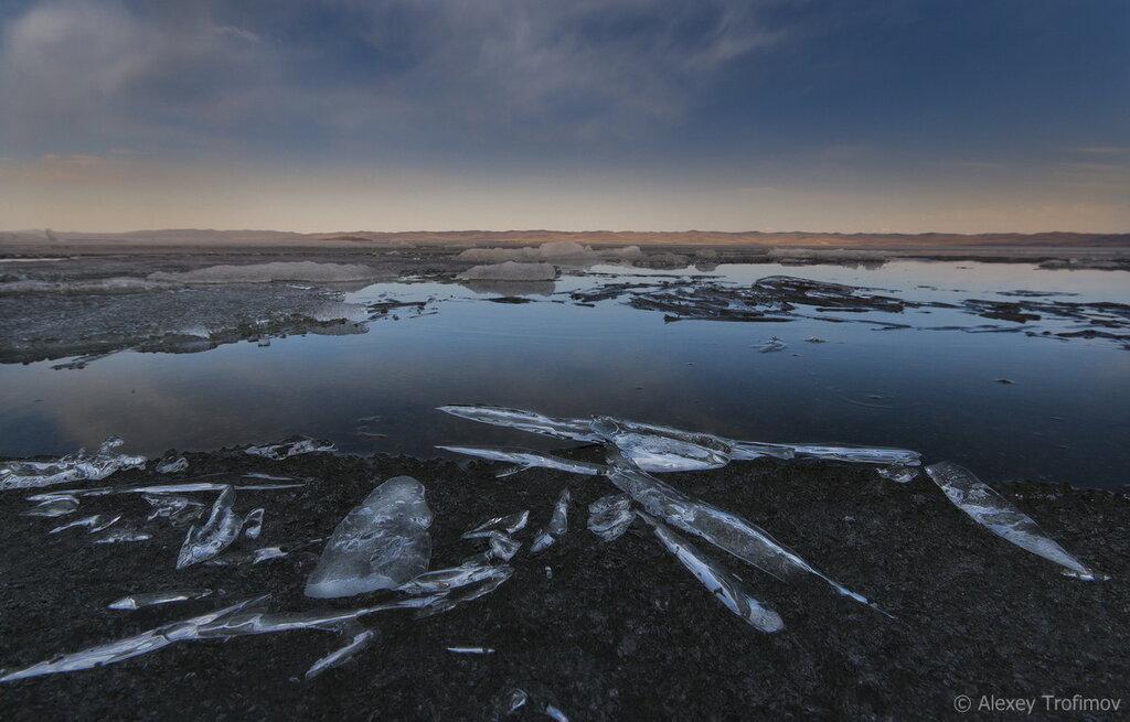 Байкал. Как умирает зима, чтоб возродиться вновь