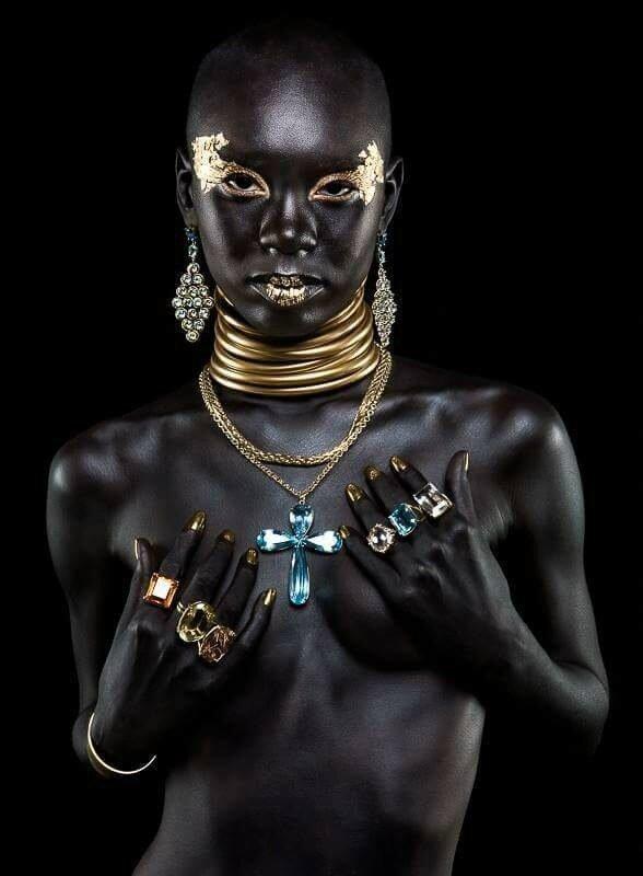 Африканская красота, черные женщины на фото Бейли Харада Стоун 0 195086 1c444c87 XL