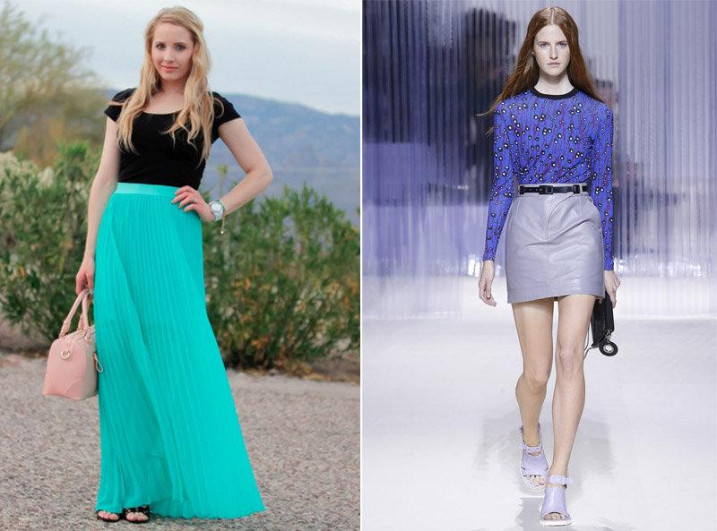 Так, модная индустрия позволяет нам носить некоторые вещи на протяжении нескольких сезонов, оставаяс