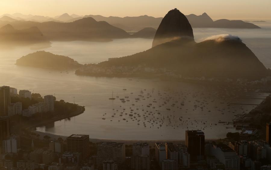 8. Рио-де-Жанейро, Бразилия.