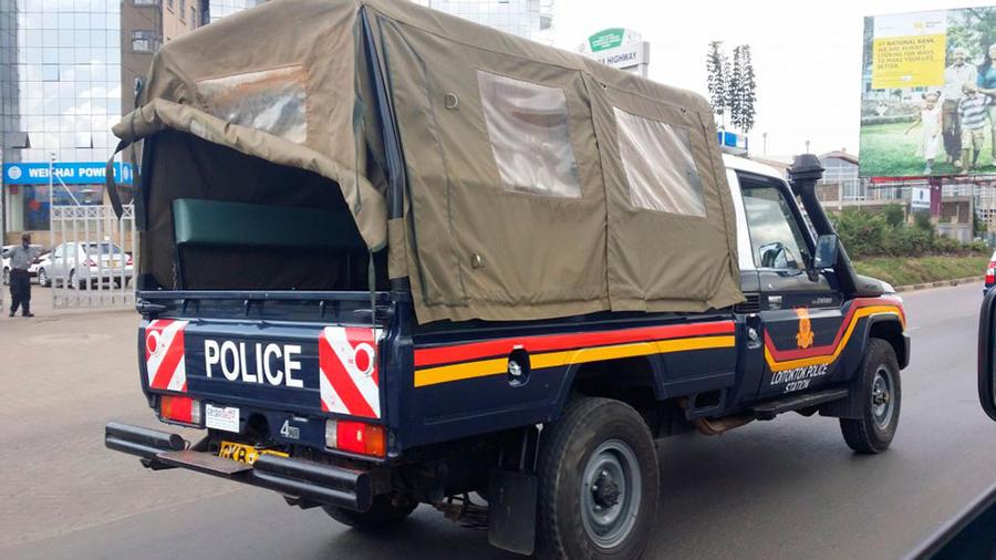 5. Кения Жестокость полиции Кении привлекла внимание недавним видеороликом, который запечатлел приме