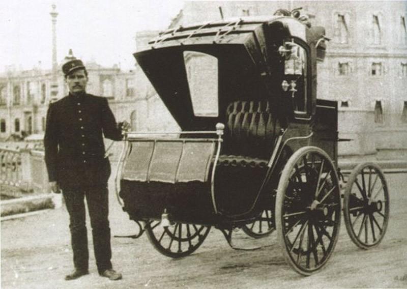 2. Электромобиль В последней трети XIX века мир охватила форменная электрическая лихорадка. Поэтому