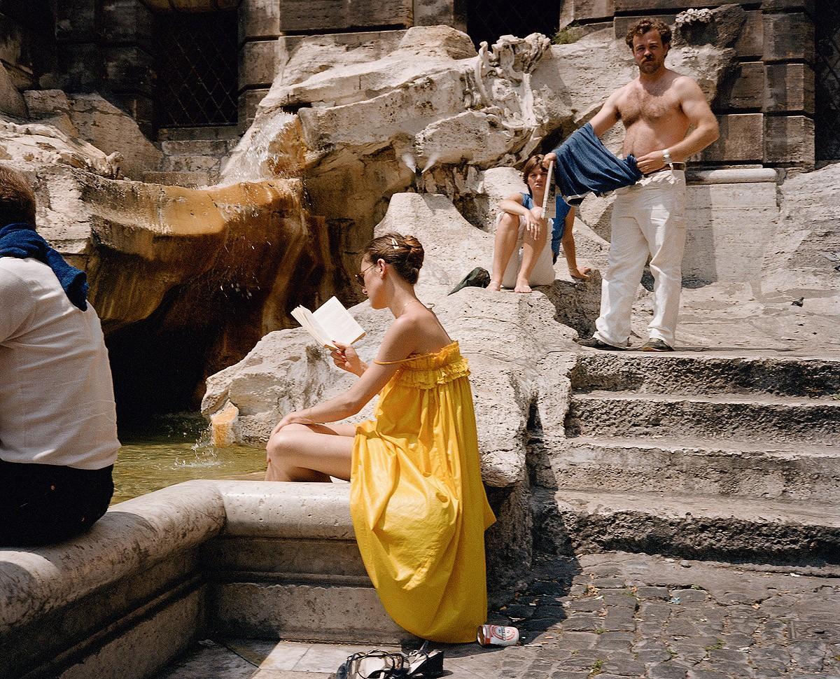 7. Рим, 1983. (Charles Traub)