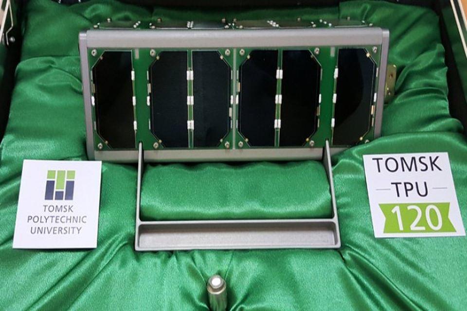 СБайконура запустят спутник ТПУ, напечатанный на3D-принтере