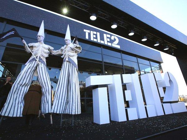 Tele2 и«Билайн» будут строить общие сети связи