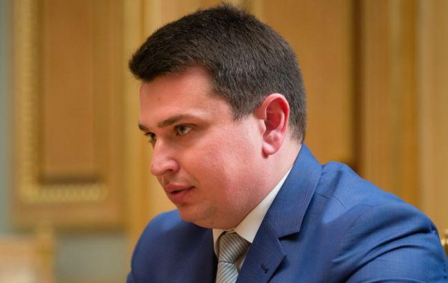 НАБУ проинформировал о сомнении двум фигурантам «дела Онищенко» Постному иРябошапке