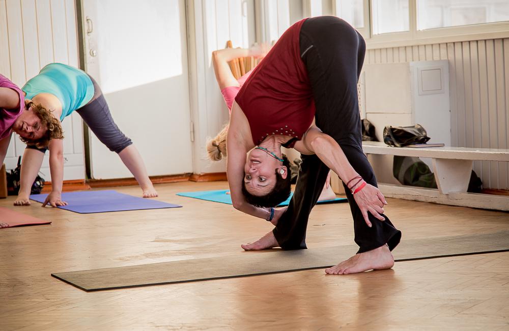 Екатерина Сивакова йога в Анапе фото