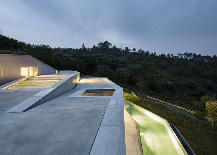 Casa na Gateira by Camarim