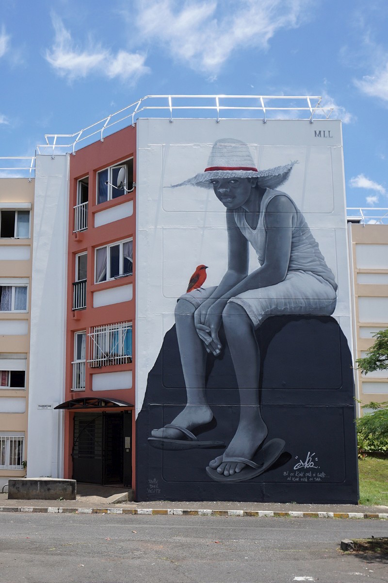 Mural by Meo, image provided by Arrested Motion