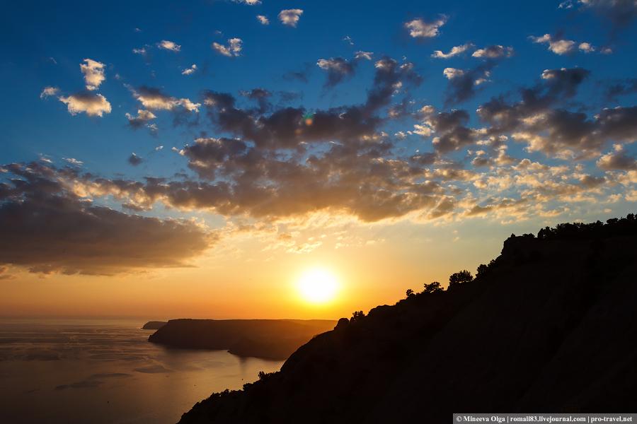 14 закатов Крыма