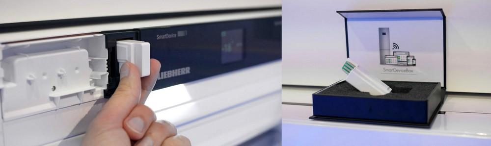Liebherr BluPerfomance холодильники