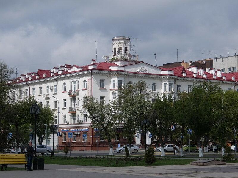 Тюмень - Дом на Володарского
